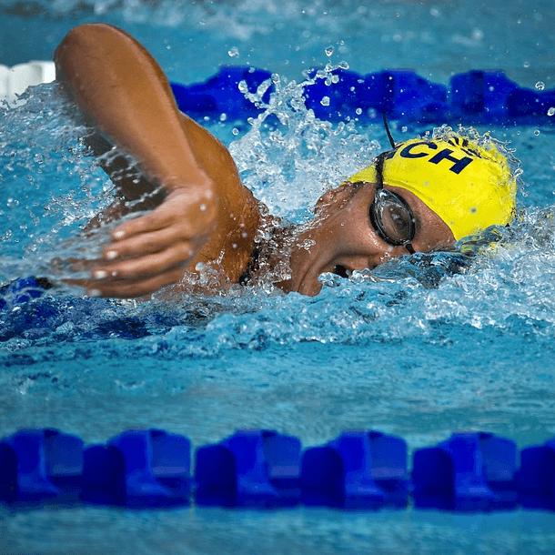 mentaltræning svømning